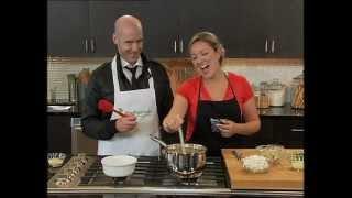 Warm Artichoke Parmesan Dip-great Tastes 2012