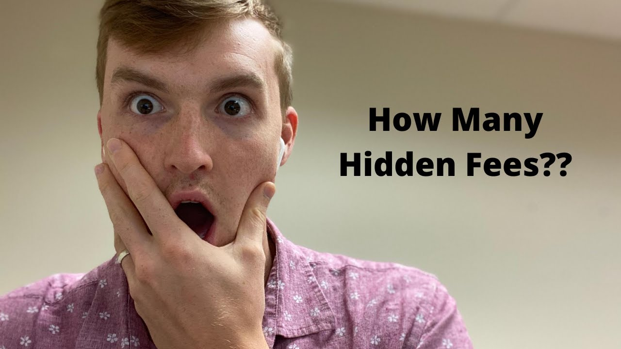 How Many Hidden Fees Are There When Purchasing A House?