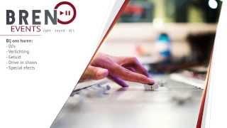 Breno Events, DJ