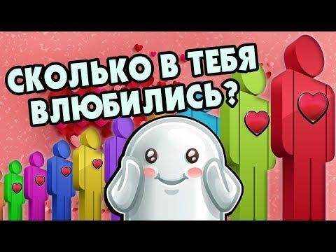 Вопрос: Как определить, что вы влюблены в кого то?