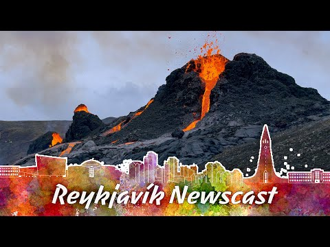 RVK Newscast #86: We Visited The Volcano In Iceland & It Blew Our Mind