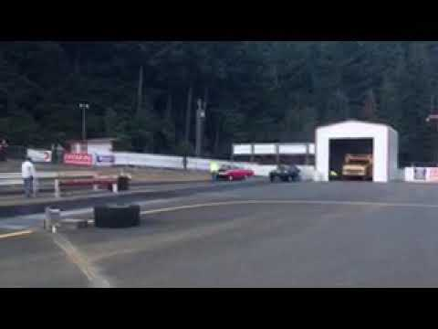 Coos Bay speedway street drags