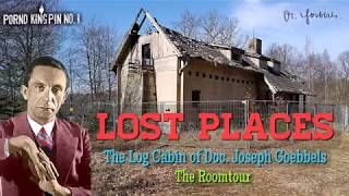 ★ Lost Places (The Blockhouse of Doc. Joseph Goebbels│The Room Tour│Germany)
