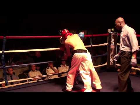 Lewis Mulhall vs  Greg Reeves - ISKA Western Supermare