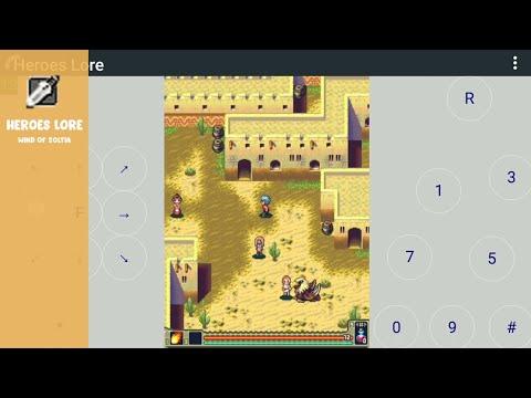 Cara Main Heroes Lore Di Android