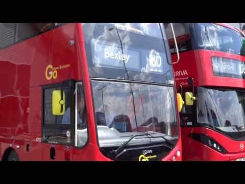 Go-Ahead London OM1 Blind Change
