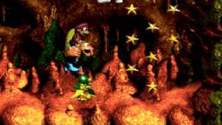 "[HD] TAS: SNES Donkey Kong Country 3 (USA) ""105%"" in 1:41:39.8 by Dooty, ElectroSpecter, & Tompa"