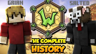 The complete history of Wynncraft (2012-2021)