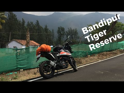 Hyderabad to Ooty | Day 2 Part I | Solo Ride on KTM Adventure 390