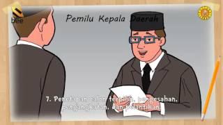 PKN Kelas 6 Semester 1 Sistem Pemerintahan Republik Indonesia