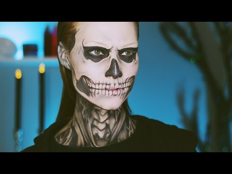 AHS Tate Makeup/Zombie Boy Makeup Tutorial