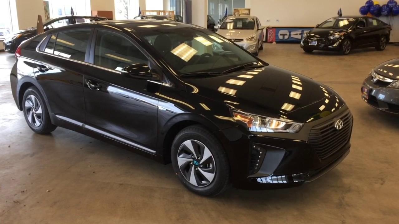 2017 Hyundai Ioniq Sel