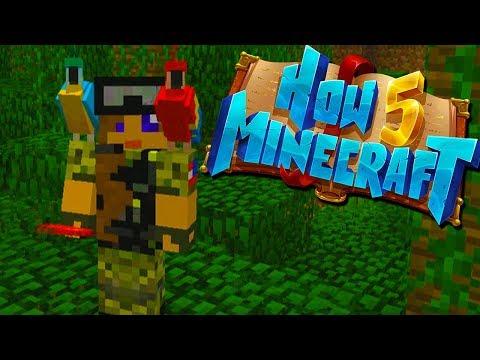 WE FOUND BIRDS!! - How To Minecraft Season 5 (Episode 4)