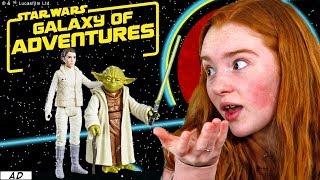 Star Wars: Galaxy of Adventures Figures - Mia's Reward