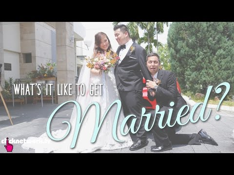 What's It Like To Get Married? - Wonder Boys: EP16