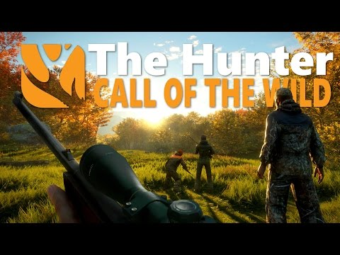 The Hunter: Call of the Wild - Multiplayer Deer Hunting Challenge! - The Hunter Gameplay