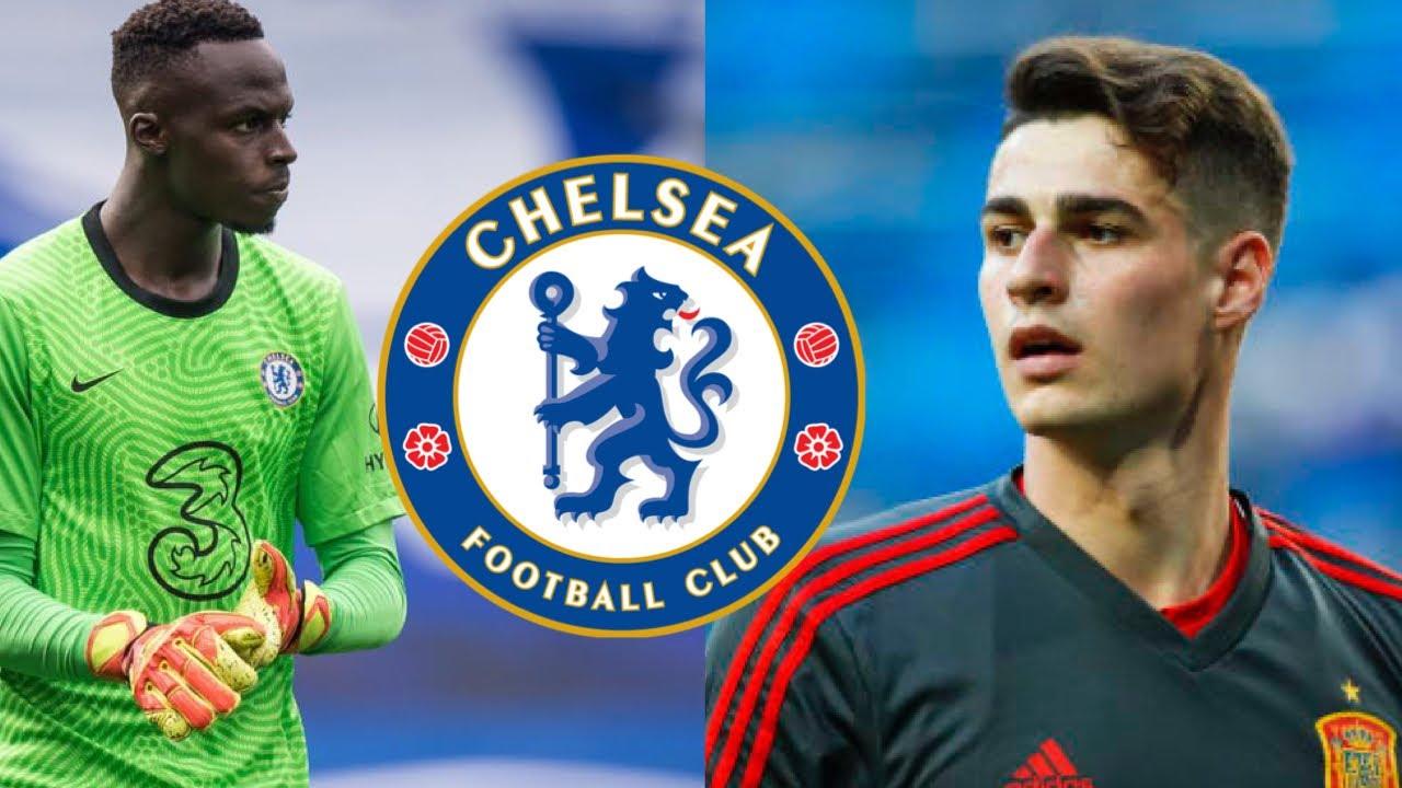 Edouard Mendy injury: Chelsea select Kepa to start against ...