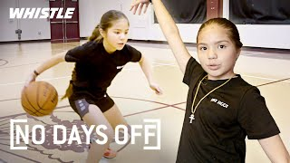 10-Year-Old HANDLES Like Kyrie Irving | Jiggy Izzy Highlights Video