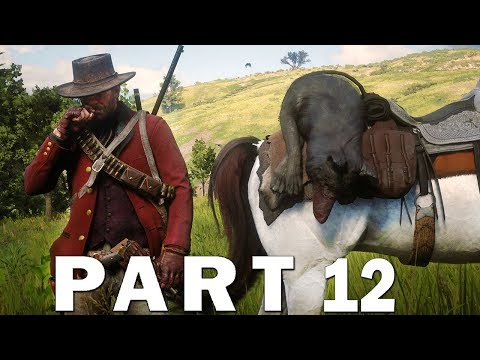 Legendary Coyote & Fox Hunting! Red Dead Redemption 2 Gameplay Part 12 [RDR2]