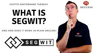 What is Segwit? Segregated Witness Explained Simply