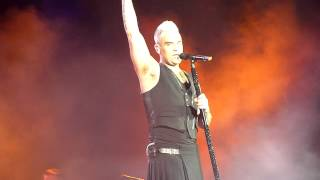 Robbie Williams Angels TW Classic 4th July 2015