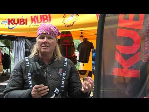 KUBI Dry Gloves - review by Jill Heinerth Underwater Film Maker, Explorer & Cave Diver