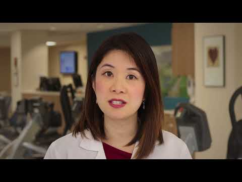 Providence Heart Institute 2018 Heart Month at Basecamp with Dr. Lori Tam