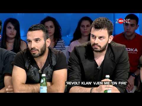 Zone e lire - 'Revolt Klan' vjen me 'On fire'! (26 qershor 2015)
