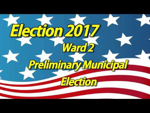 Ward 2 Election Results