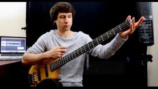 GAME OF THRONES - Solo Bass - Zander Zon