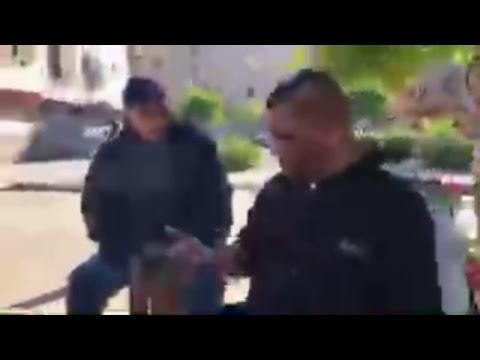 Simo Daher - نيبا داير الشواية ديال السردين اعارض على الحومة
