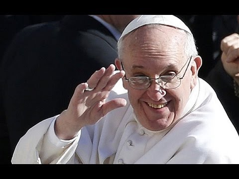 Pope Francis is probably the best pope of all time. A total Badass