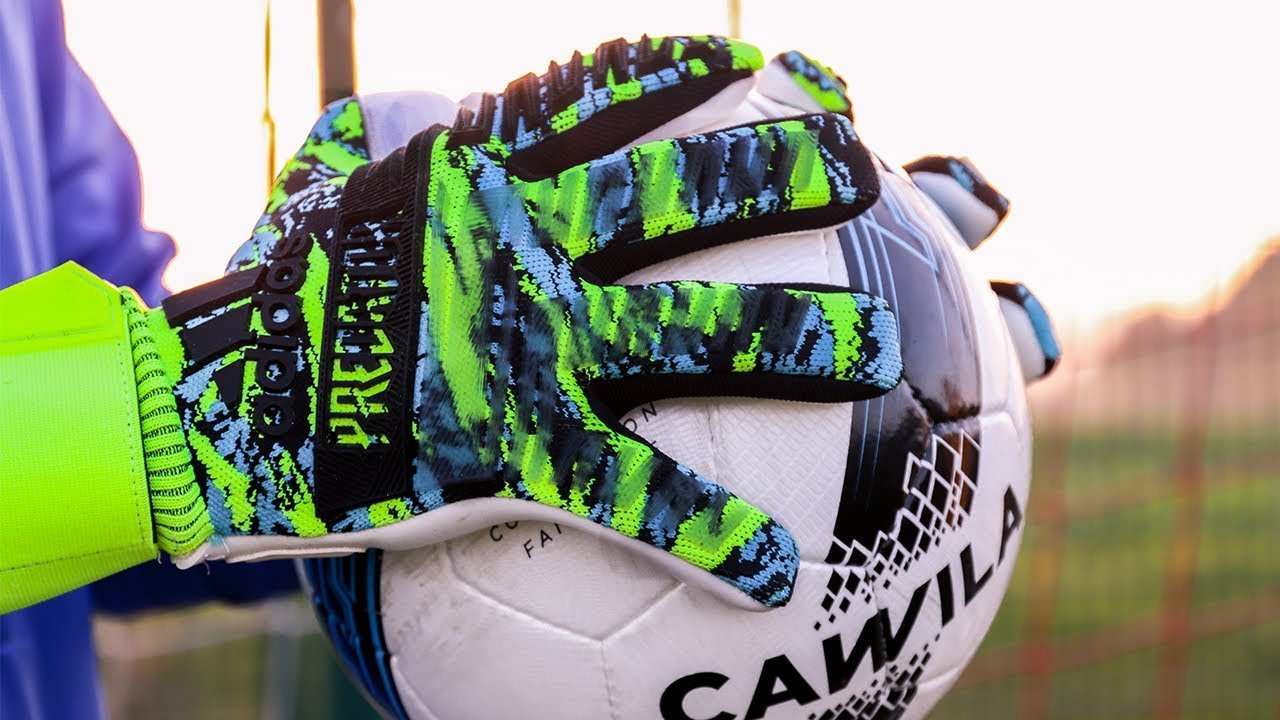 Unboxing and Reviewing Adidas Predator Pro Manuel Neuer Goalkeeper Gloves • 2017 2018