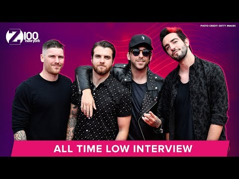 All Time Low Explain the Concept of Last Young Renegade | Interview