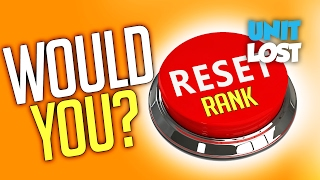 Overwatch - Rank Reset (Would You Do It?)