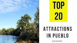 Top 20. Best Tourist Attractions in Pueblo, Colorado