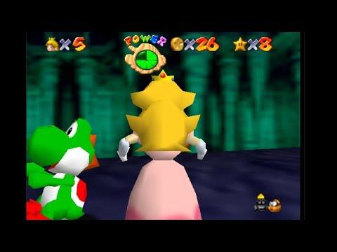 Super Mario 64 Online is pretty dumb