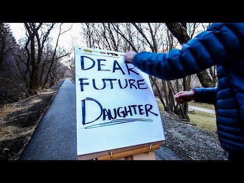 Dear Future Daughter...