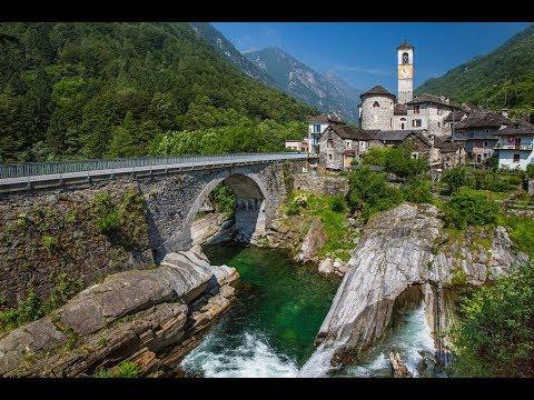 Дикая Швейцария 2 серия - Тичино - Видео онлайн