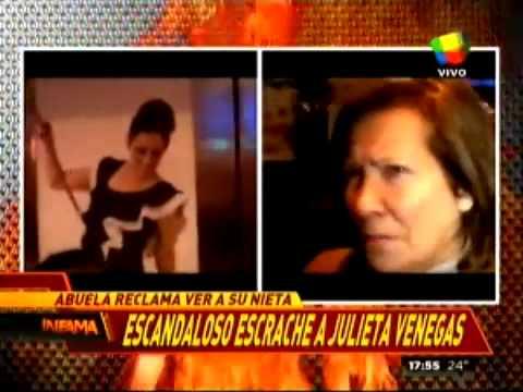 Exitoina.com - Escrache a Julieta Venegas