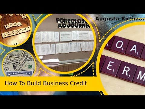Credit Company|Credit Scores|Augusta-Richmond County Georgia|Small Business Credit