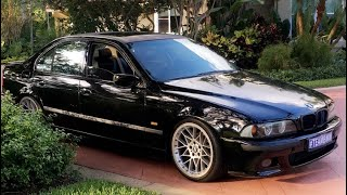 I bought the Cheapest E39 BMW 540i M-sport in the USA