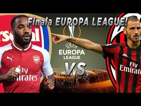 Momentul Adevarului Finala Uefa Europa League -  FIFA 18 Cariera Cu Arsenal