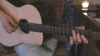M. Tallstrom - A Whiter Shade of Pale - Arr. for acoustic guitar