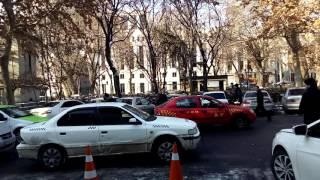Как ругаются таксисты