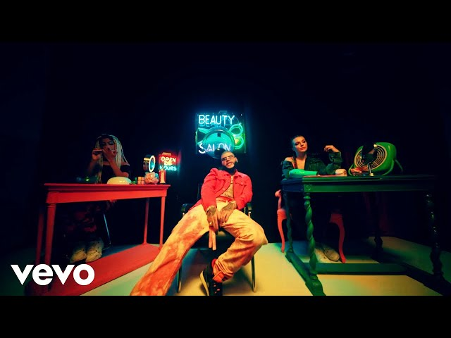Farruko, Sech, Myke Towers - La Tóxica (Remix - Official Video) ft. Jay Wheeler, Tempo