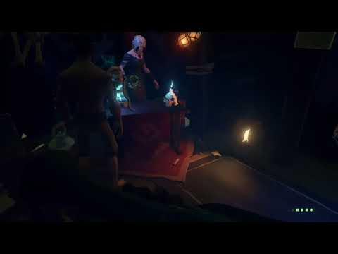 Revenge at ship wreck cove