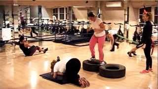 Funkcionális köredzés - Herkules fitness - Pilisvörösvár