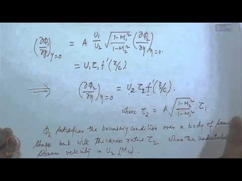 Mod-13 Lec-34 Similarity Rules for High Speed Flows