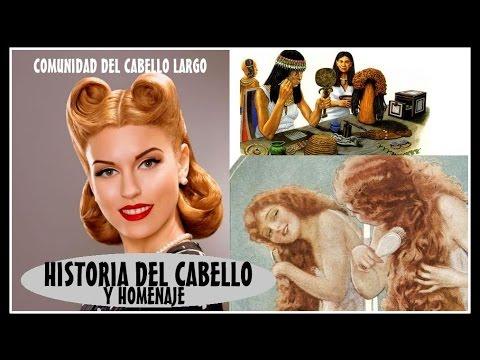 historia del cabello (desde la etapa prehistórica hasta la época
